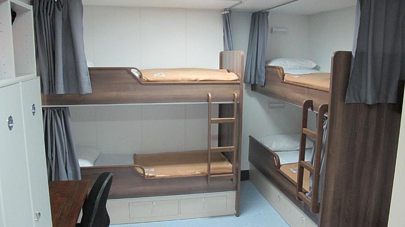 Lancelot Accommodation Barge Work Barge Offshore